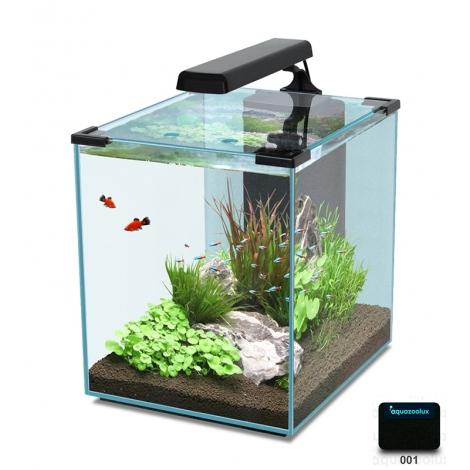 Nano cubic 40 acuario de dise o aquatlantis aquazoolux tienda de acuarios de dise o - Peceras de diseno ...